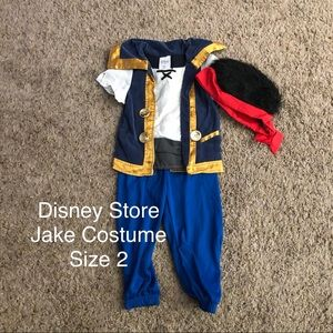 Other - Disney Jake (and the Neverland Pirates) Costume